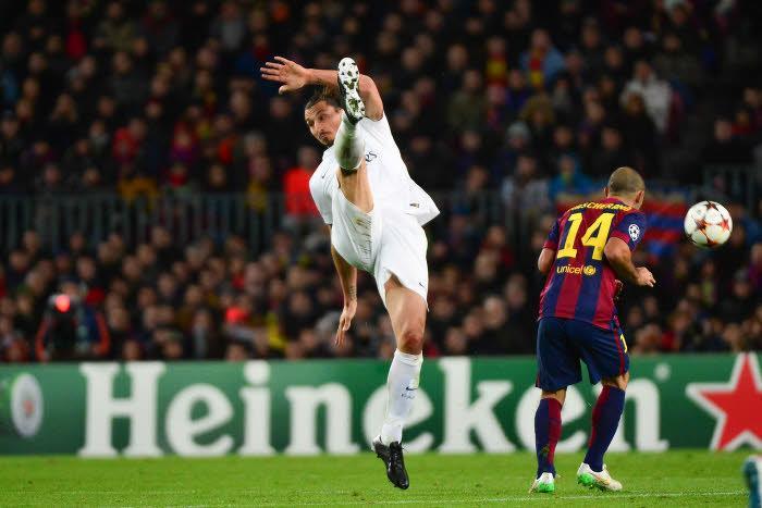 Barcelone-PSG : La réponse zlatanesque d'Ibrahimovic à la presse espagnole