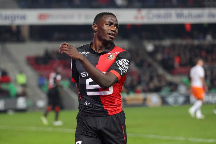Paul-Georges Ntep, Rennes
