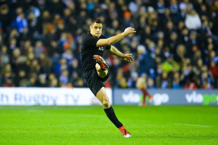 Dan Carter, All Blacks