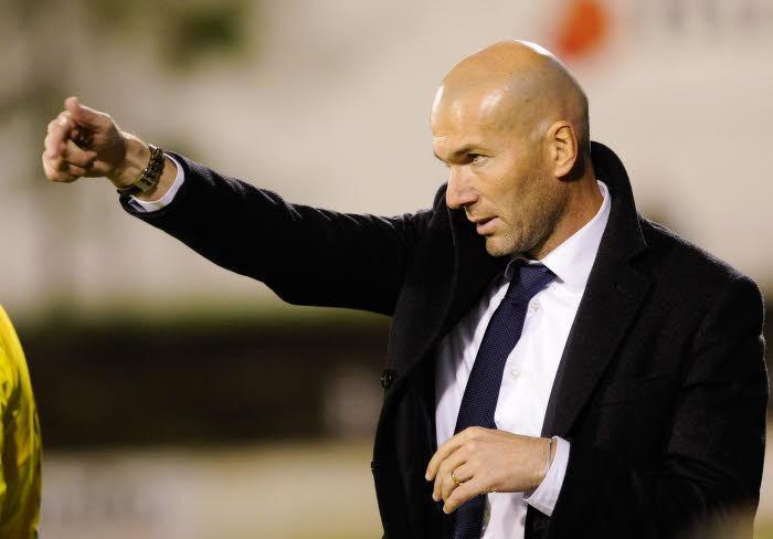 Cristiano Ronaldo, Ibrahimovic, Messi, Zidane dévoile son onze de rêve