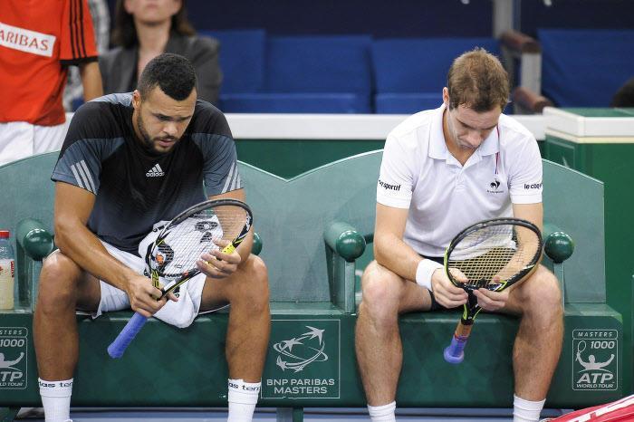 Tennis : Ce que Guy Forget reproche au duo Tsonga-Gasquet !