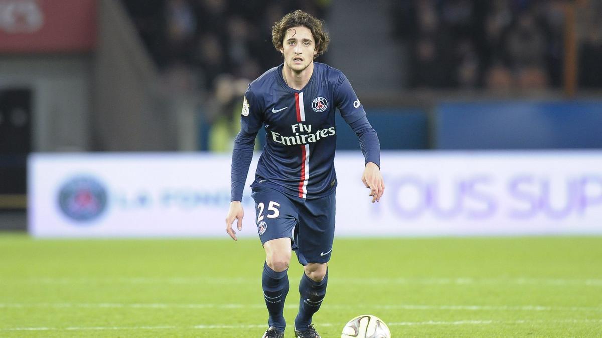 Adrien Rabiot, PSG