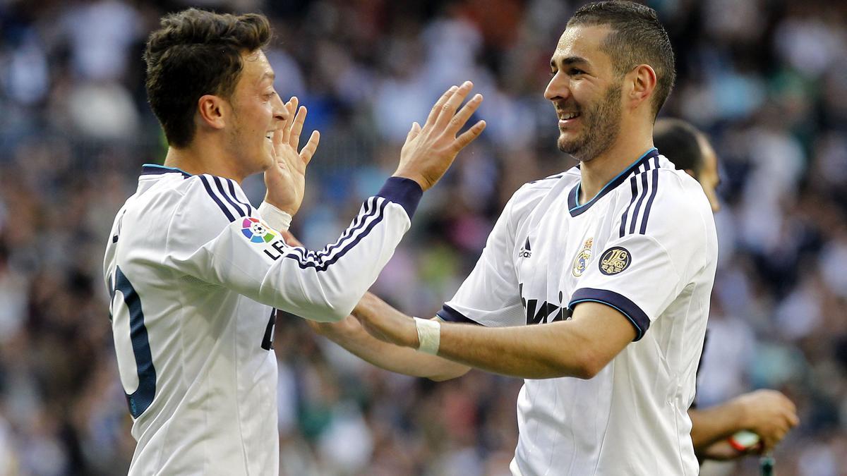 Mercato - Real Madrid : Comment le départ d'Özil aurait libéré Benzema…