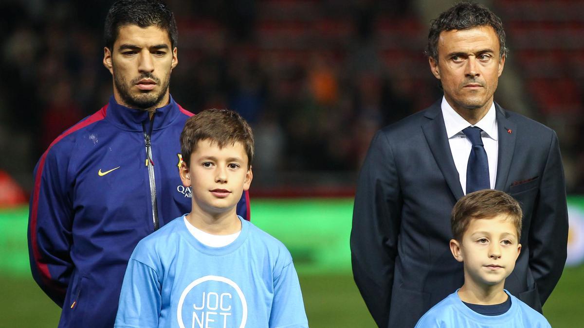 Mercato - Barcelone : Un ancien entraîneur du Real tacle Luis Enrique pour Luis Suarez !