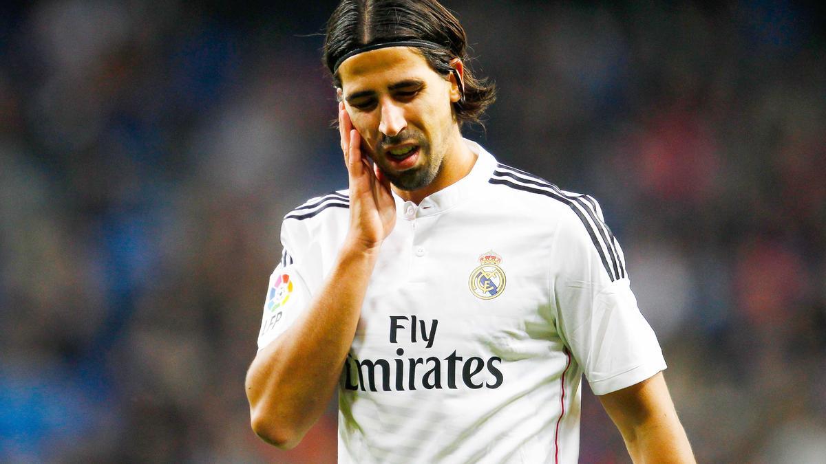 Mercato - Real Madrid/Arsenal/Chelsea : Khedira obnubilé par l'argent ?