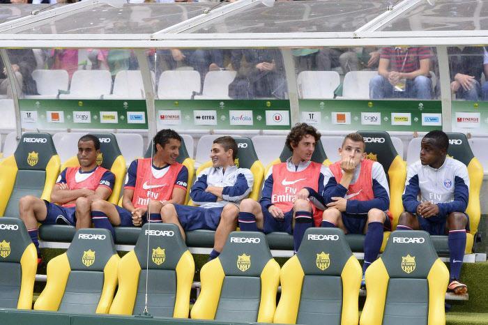 Jeunes du PSG