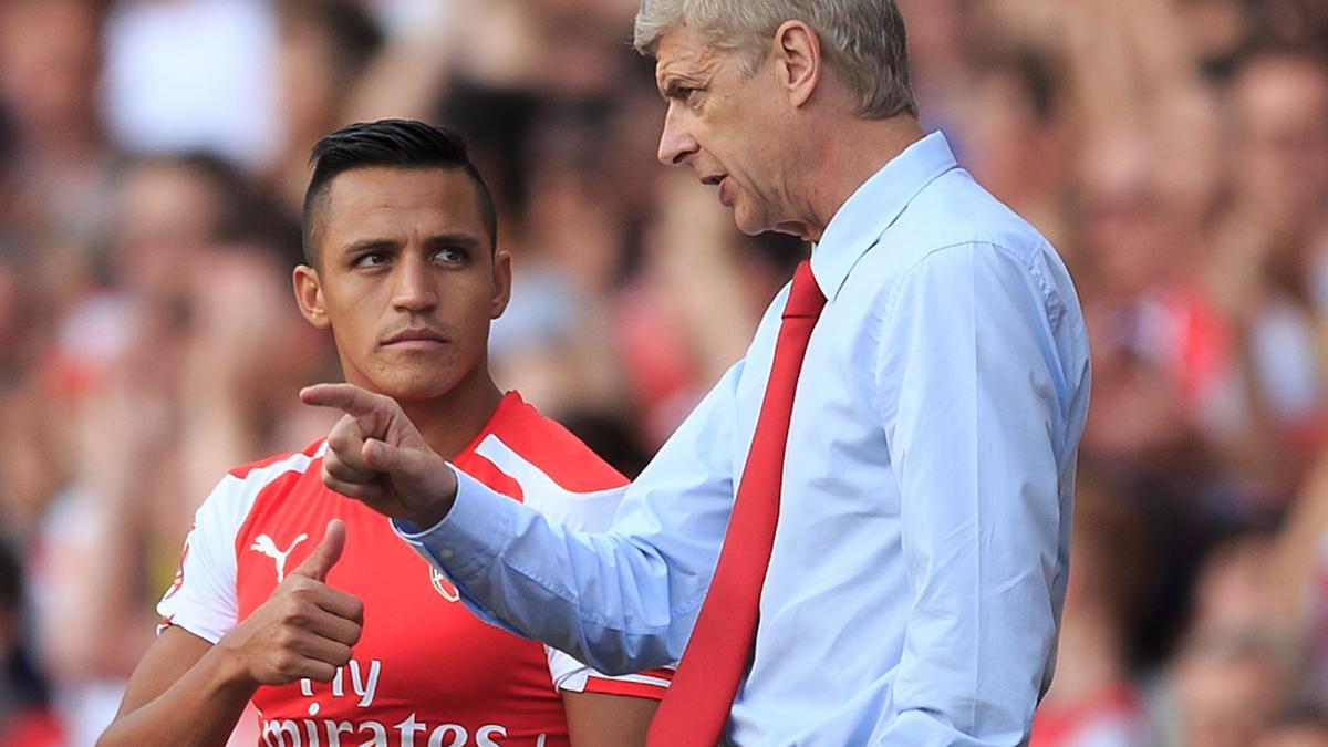 Mercato - Arsenal : Quand Wenger craignait la concurrence du PSG pour Alexis Sanchez !