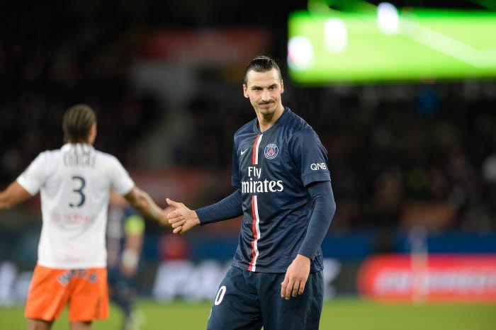 Zlatan Ibrahimovic tire la sonnette d'alarme après le match nul contre Montpellier