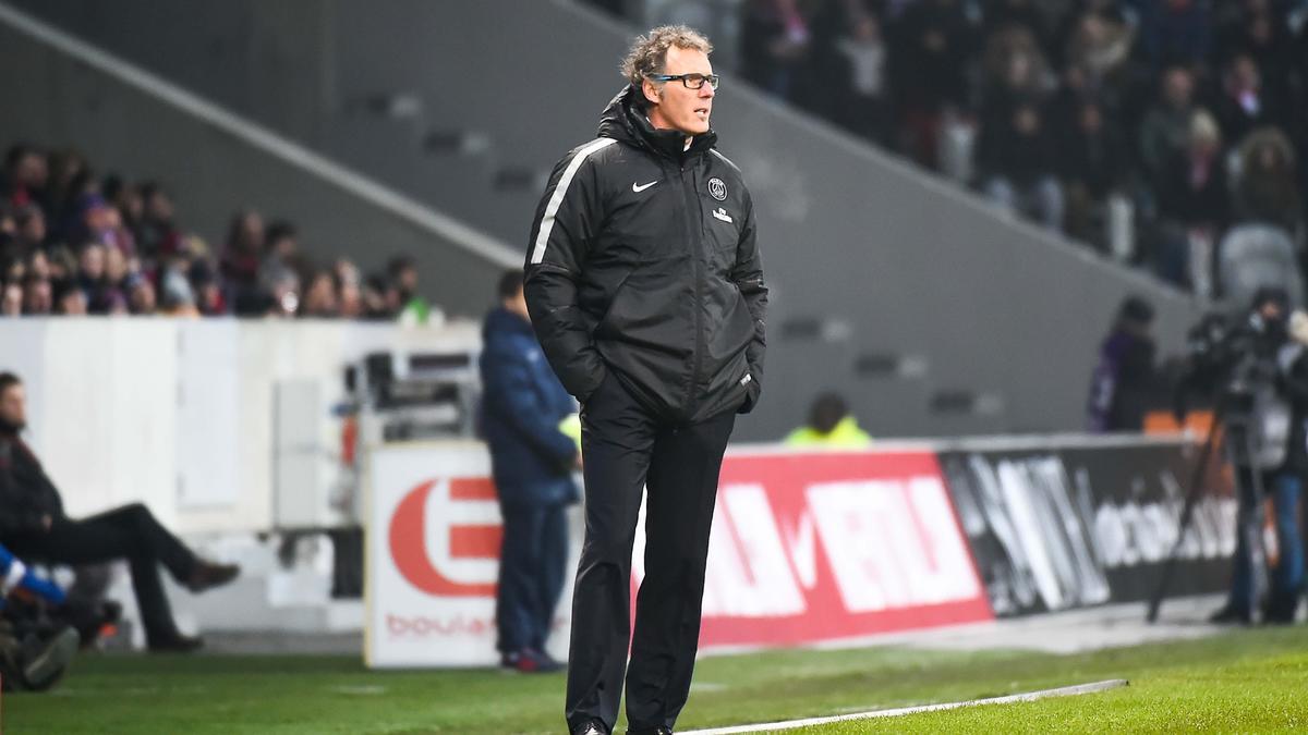 Laurent Blanc, PSG