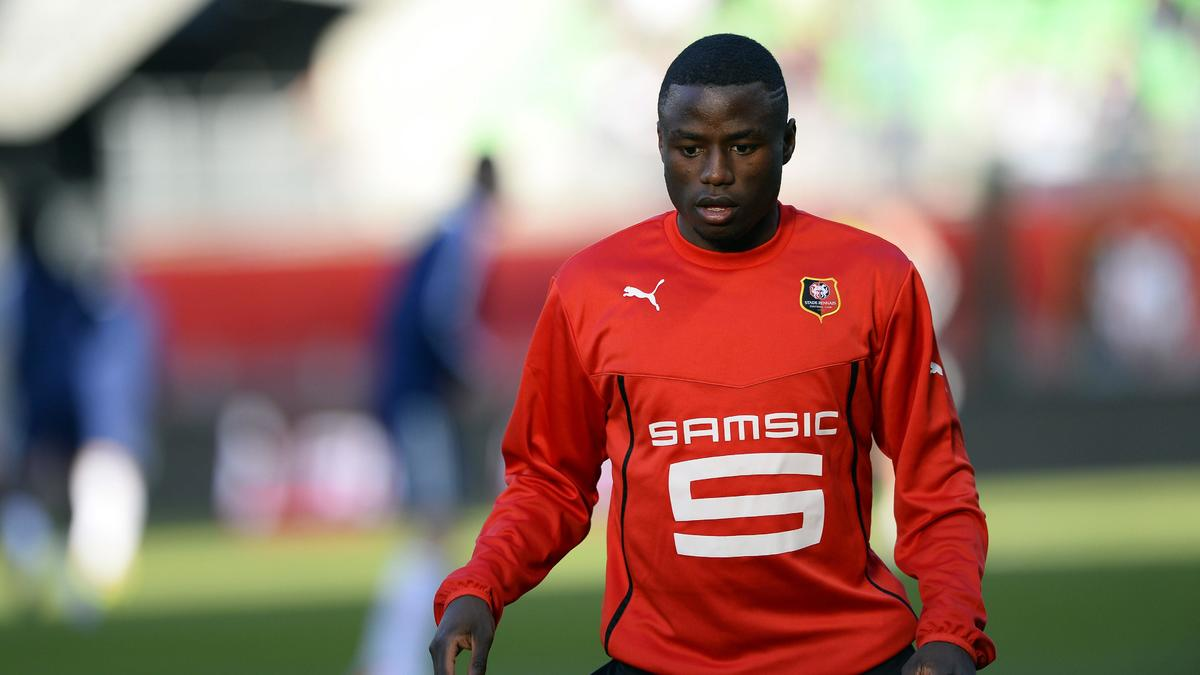Paul-George Ntep, Rennes