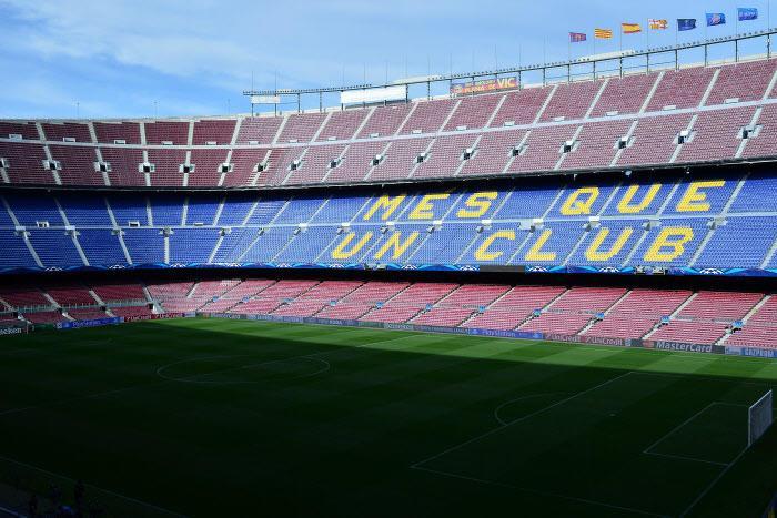 Barcelone   Nouveau maillot dd2bf08b9a62c