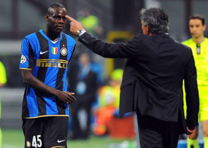 Mourinho : Je pourrais écrire un livre de 200 pages sur Mario Balotelli