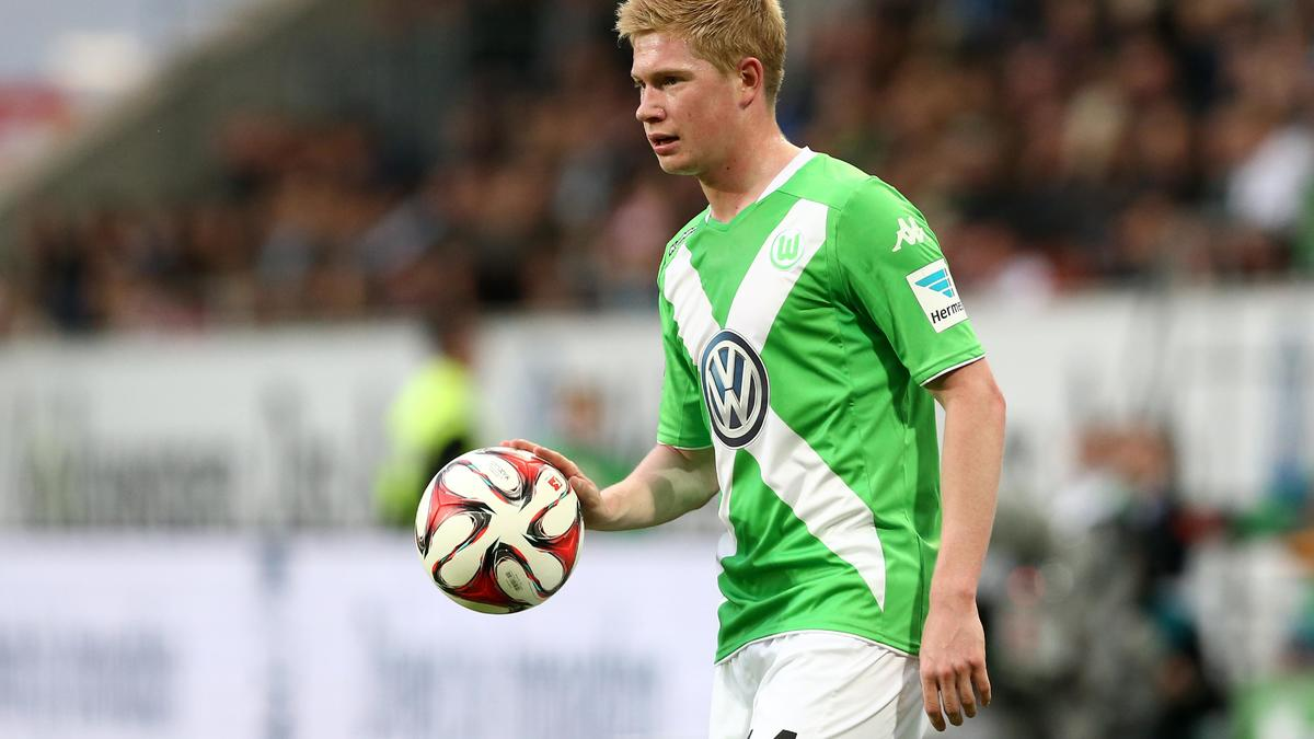 Kevin De Bruyne, Wolfsburg
