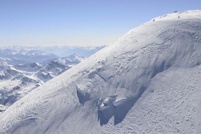 Montagne, Avalanche