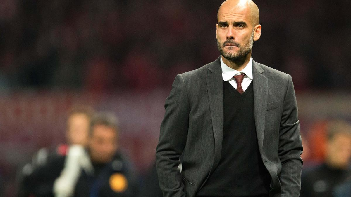Pep Guardiola, Bayern Munich
