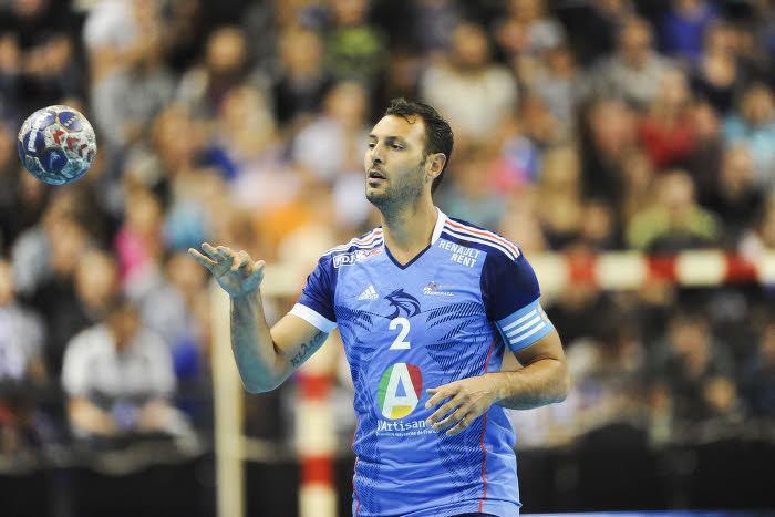 Handball handball karabatic fernandez le message des bleus avant la coupe du monde - Coupe du monde 2015 handball ...