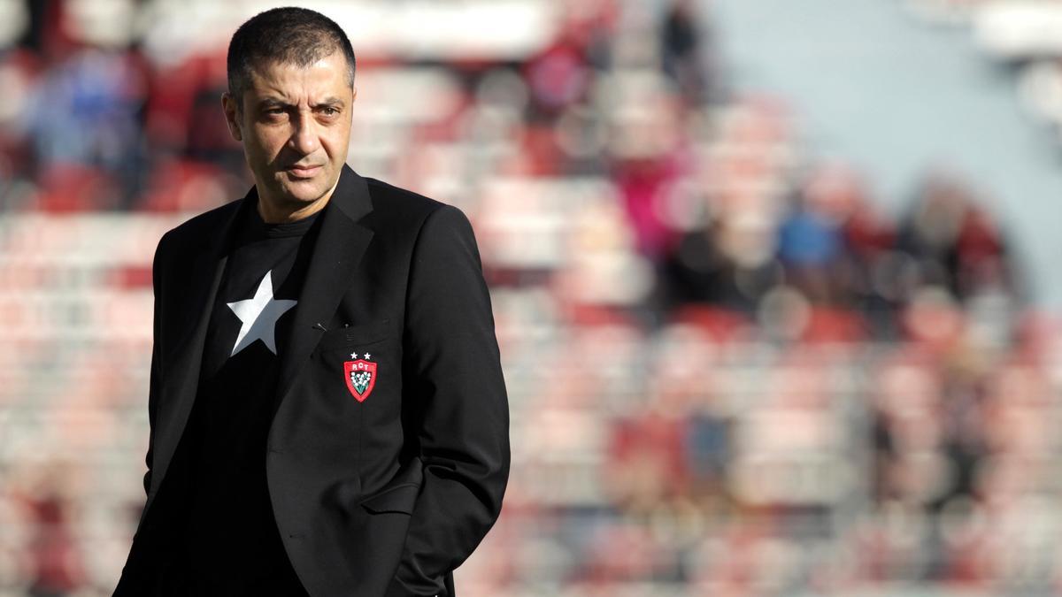 Rugby - Top 14 : Mourad Boudjellal réagit après la garde à vue de deux joueurs du RCT !