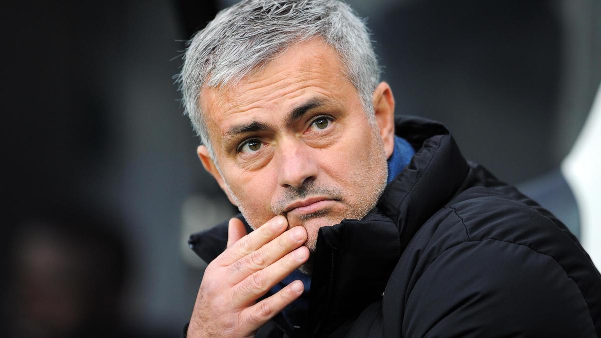 Interrogé sur David Luiz et Thiago Silva, Mourinho rembarre une journaliste