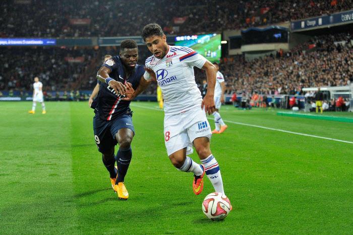 Nabil Fekir, face au PSG