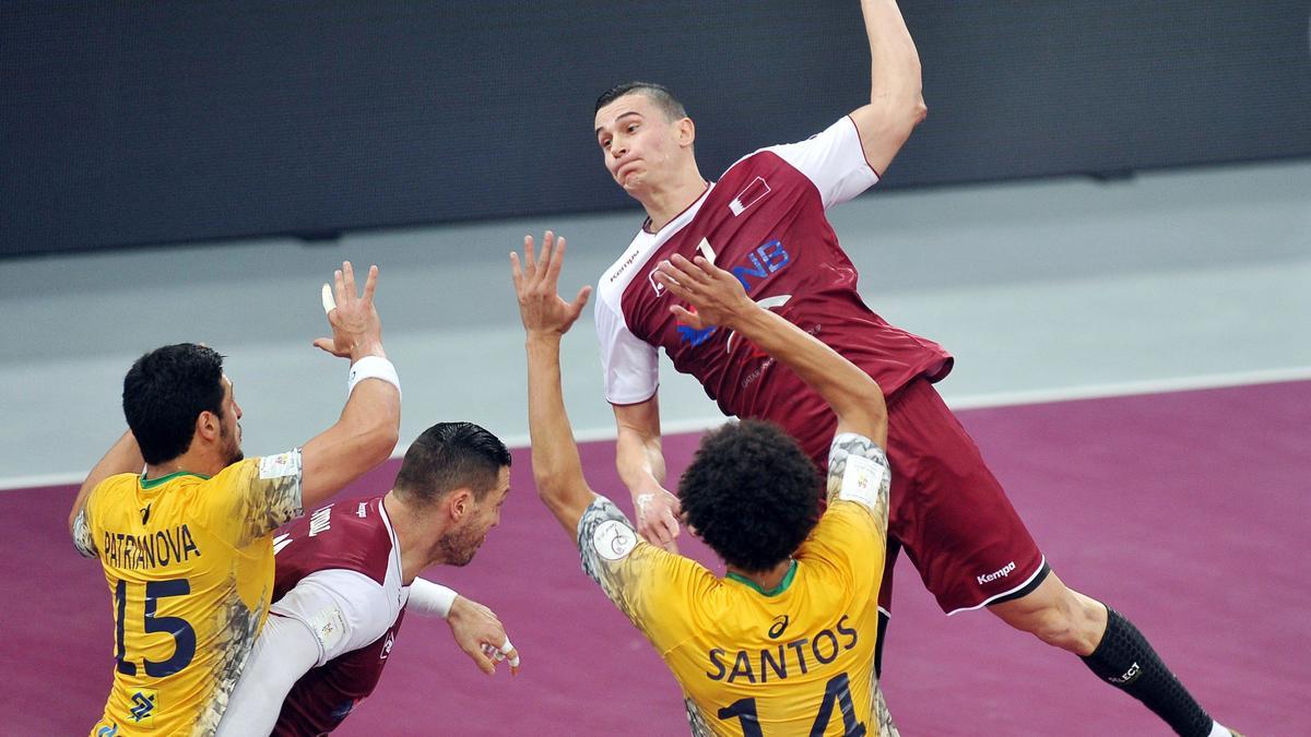 Handball handball mondial la mesure radicale prise par l mir du qatar qui risque de faire - Qatar coupe du monde handball ...