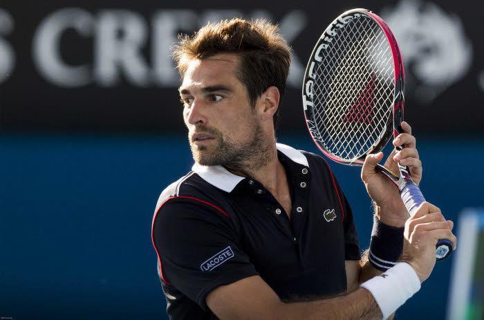 Tennis : Coupe Davis, Arnaud Cl�ment? Les v�rit�s de J�r�my Chardy sur l?�quipe de France !