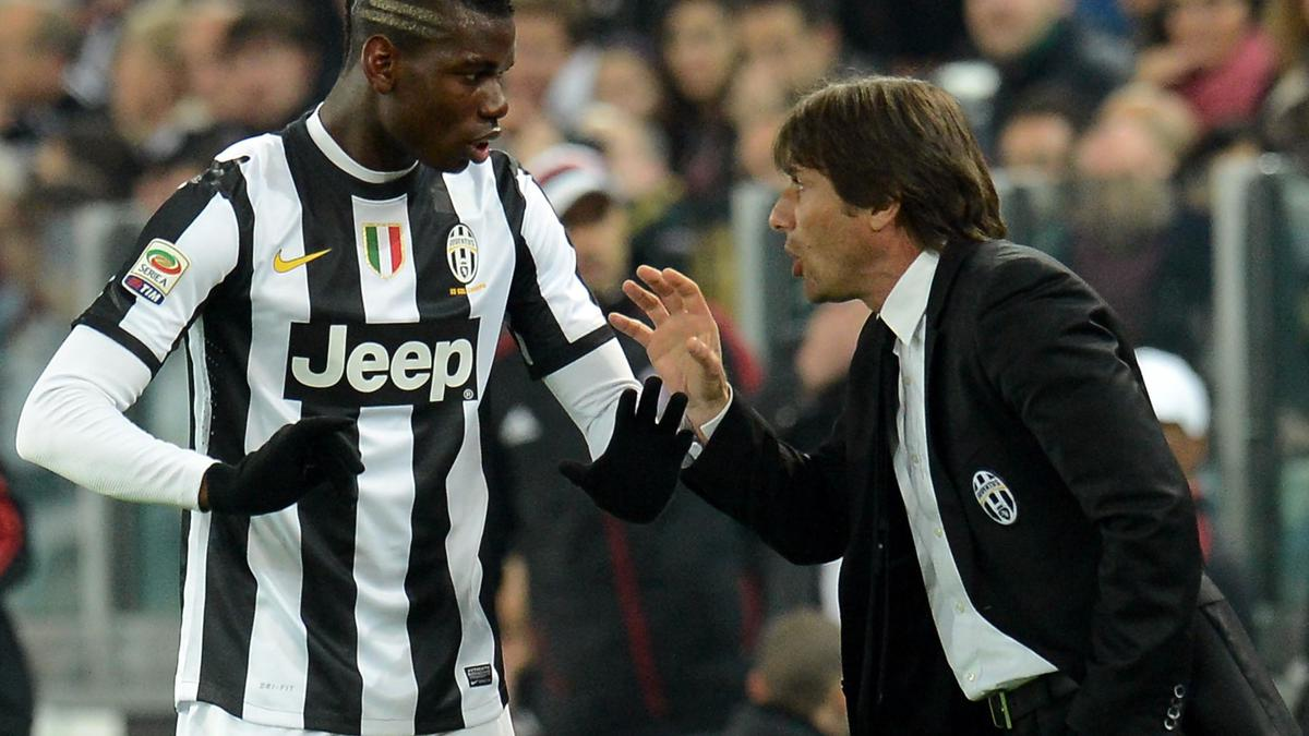 Mercato - PSG/Manchester United/Juventus : Antonio Conte se prononce sur l'avenir de Pogba !