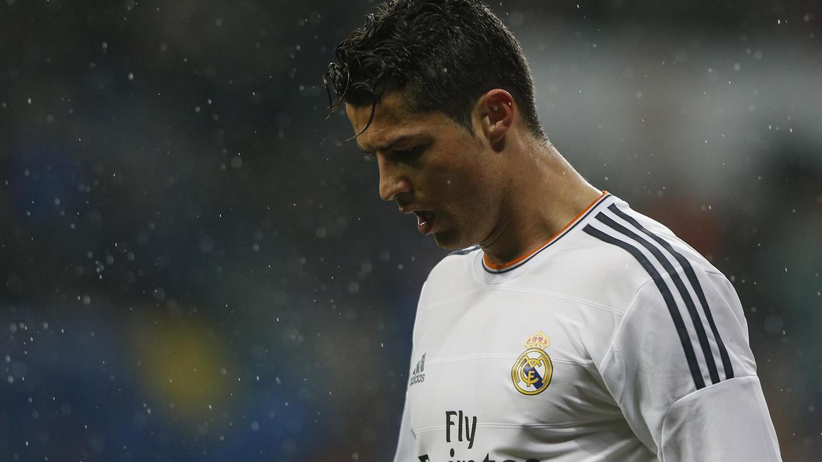 La réaction de Cristiano Ronaldo après son coup de sang