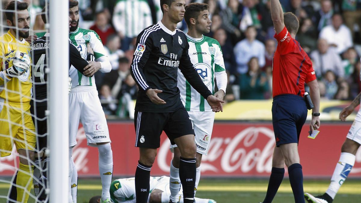 Bonne nouvelle pour Cristiano Ronaldo après son mauvais geste