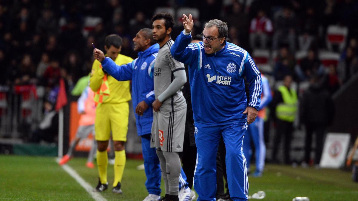 OM : Si Bielsa échoue, on va laisser partir un grand entraîneur