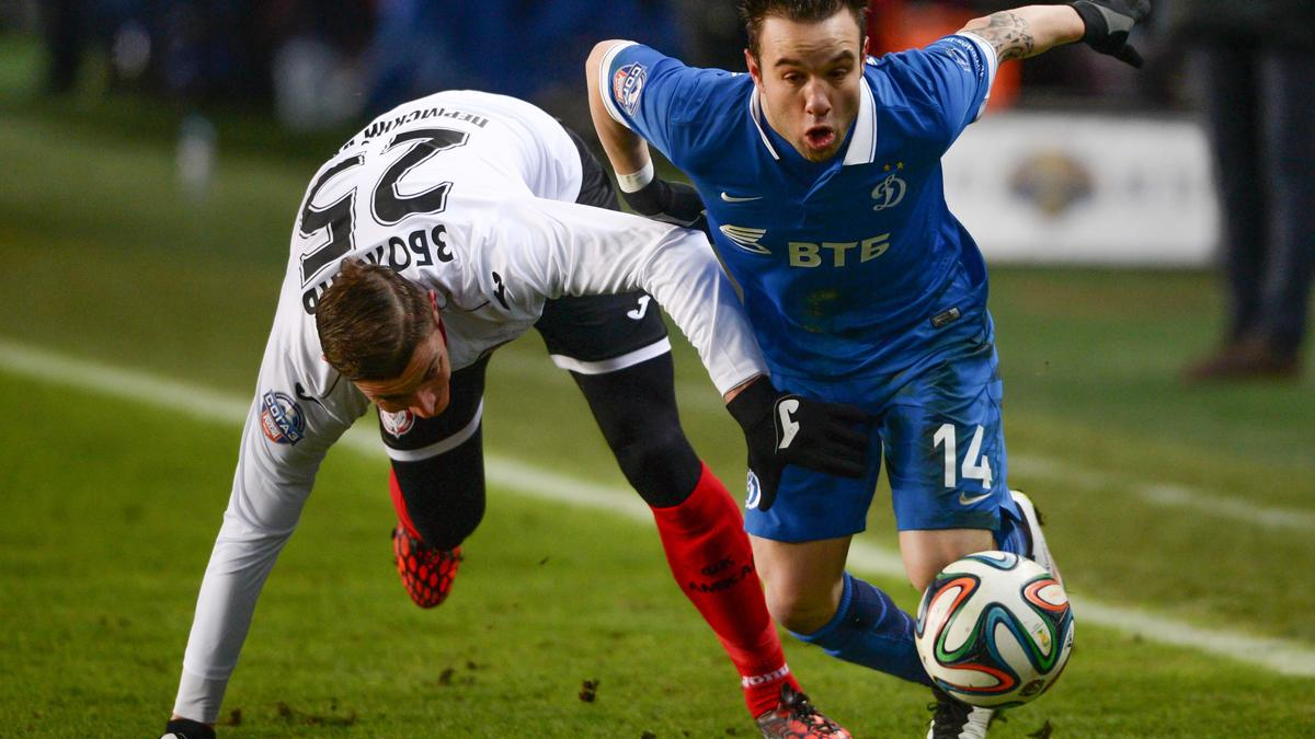 Mathieu Valbuena, Dynamo