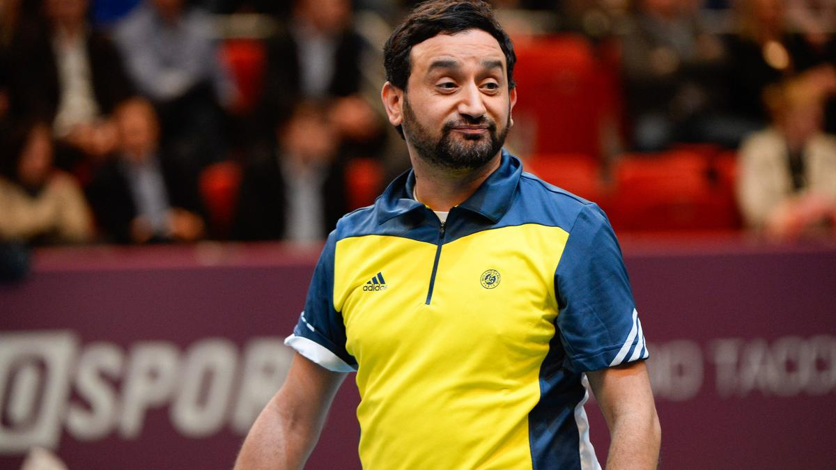 Tennis : Quand Cyril Hanouna raconte une embrouille avec la m�re d'Andy Murray !