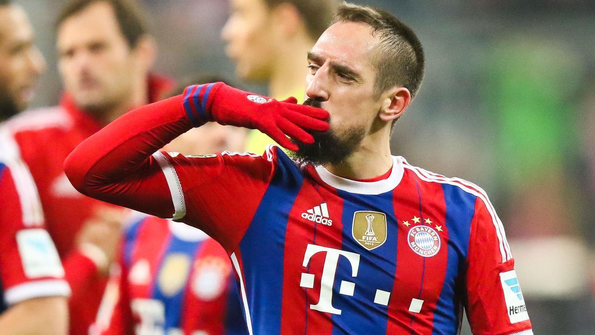 Bayern Munich : Quand Ribéry livre une réponse surréaliste sur son avenir