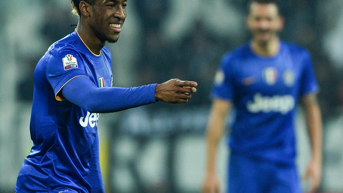Kingsley Coman, Juventus