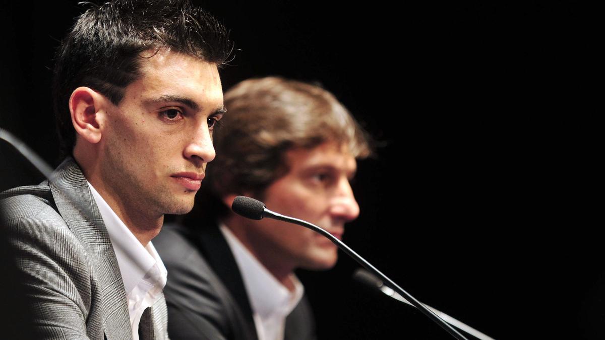Javier Pastore & Leonardo