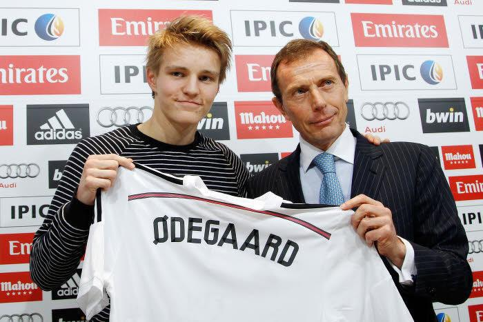 Mercato - Real Madrid : Le Bayern Munich commente son échec pour Martin Odegaard !