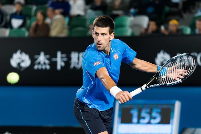 Novak Djokovic, Open d'Australie