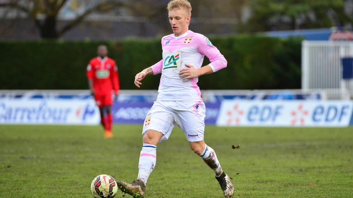 Daniel Wass, Evian Thonon Gaillard
