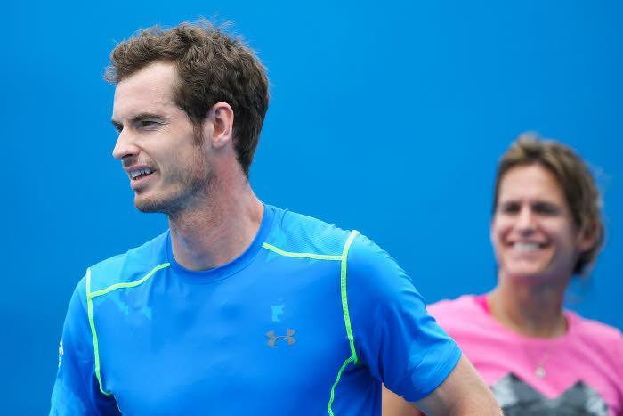 Tennis - Open d'Australie : Mauresmo commente les propos d'Andy Murray apr�s sa victoire !