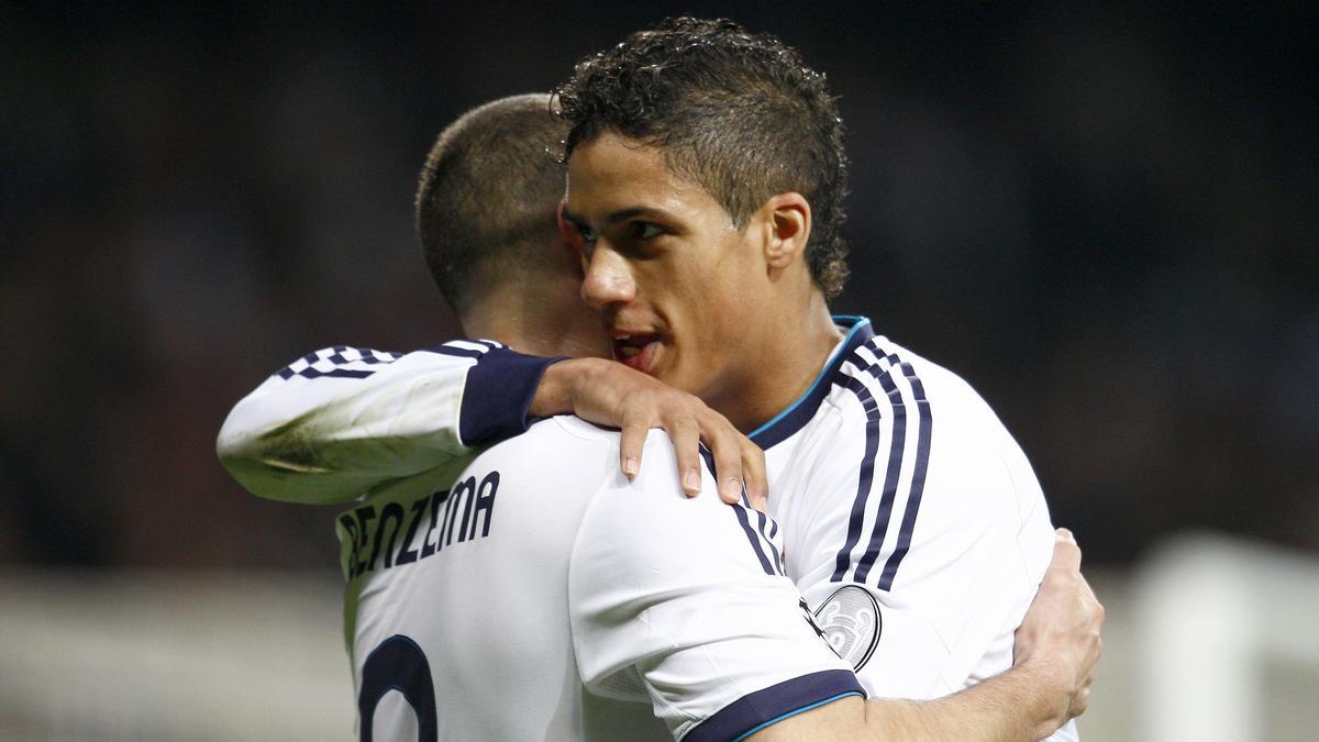 Karim Benzema & Raphaël Varane, Real Madrid