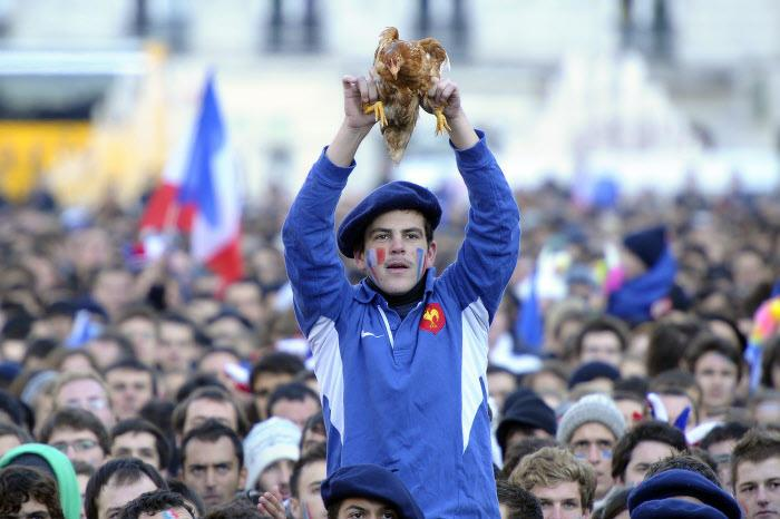 Rugby - 6 Nations : La drôle de mésaventure des coqs gaulois !