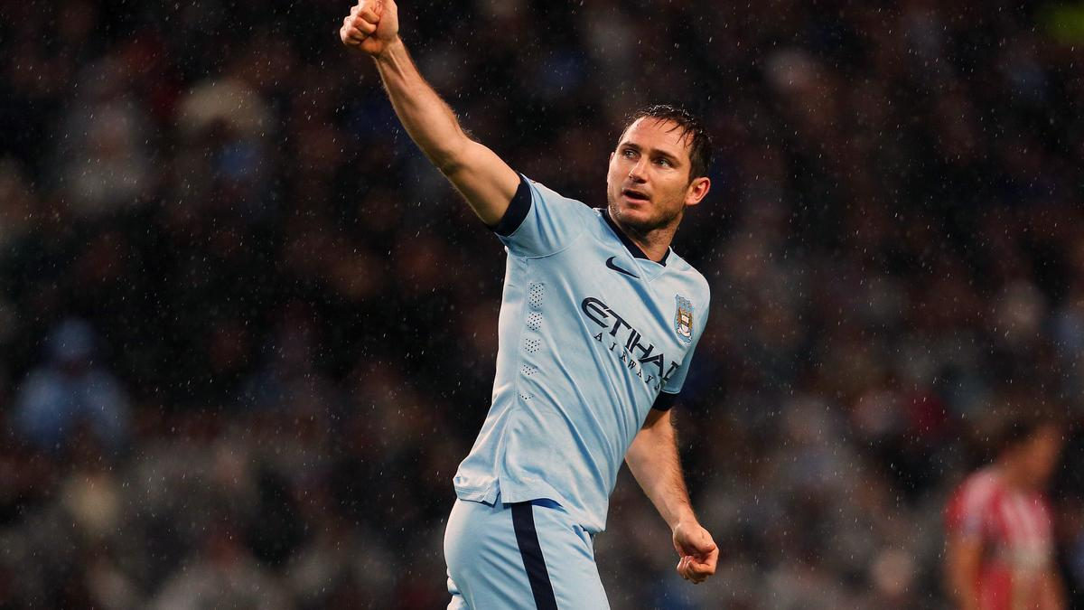 Franck Lampard, Manchester City