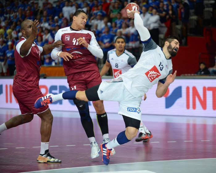 Handball handball la france domine le qatar et grimpe sur le toit du monde - Qatar coupe du monde handball ...