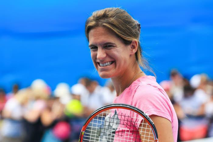 Tennis : Entra�ner des joueurs fran�ais ? Am�lie Mauresmo se confie !