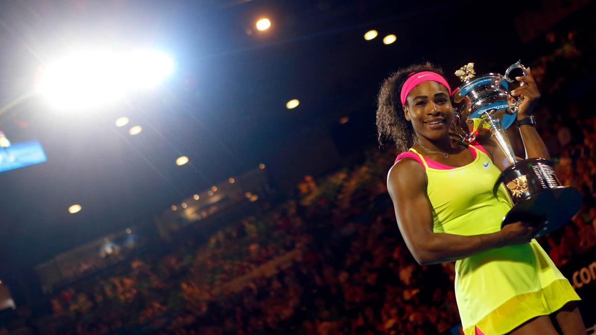 Tennis - Open d'Australie : Cette somme vers�e par S.Williams � une association apr�s ses 88 aces !