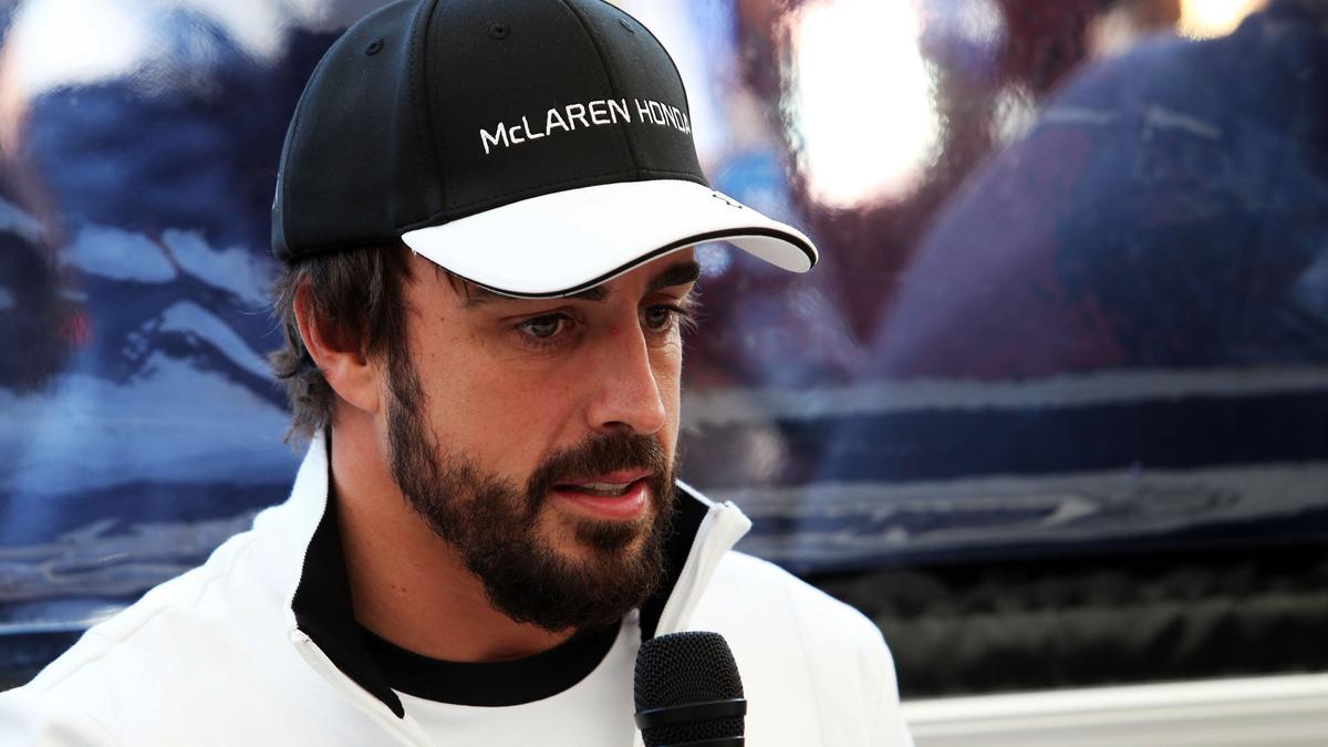 Fernando Alonso, Formule 1
