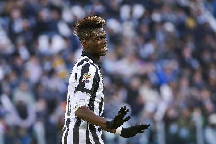 Paul Pogba, Juventus de Turin
