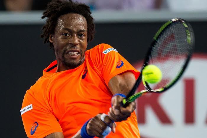 Tennis - Open d'Australie : Probl�mes physiques, mariage'Ga�l Monfils sort du silence !