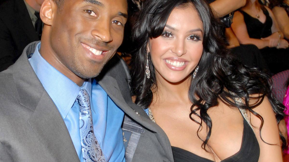 bbc1480d04c59 Basket - NBA : Quand Kobe Bryant lance un défi à sa femme dans un Staples  Center complètement vide…