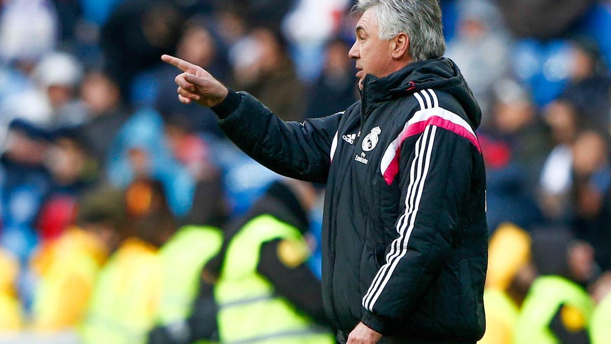 Carlo Ancelotti, Real Madrid