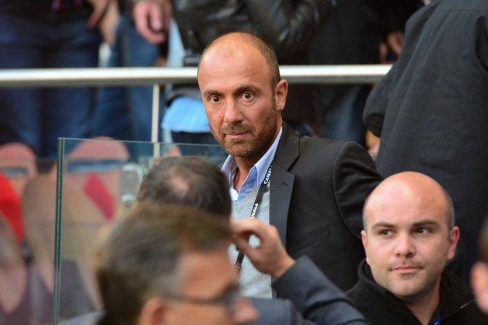 Christophe Dugarry, Canal+